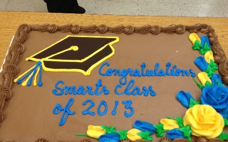 School Smarts Parent Academy Graduation